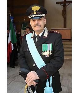 Il Comandante Lettini del Reparto Operativo di Arezzo insignito di 2 onorificenze