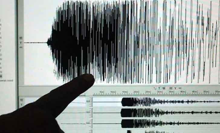 Terremoto di magnitudo 3.9 in provincia di Firenze